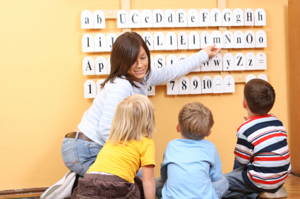 Pre-School Lesson Plans