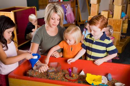 Teaching Preschool Transition Ideas